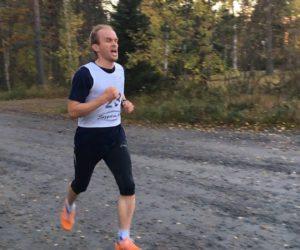 Vuoden 2016 Himos Uphill Run juostu