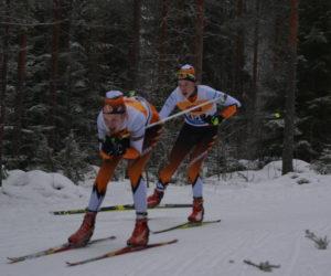 Nuorten SM-hiihdot kilpailtiin Äänekoskella