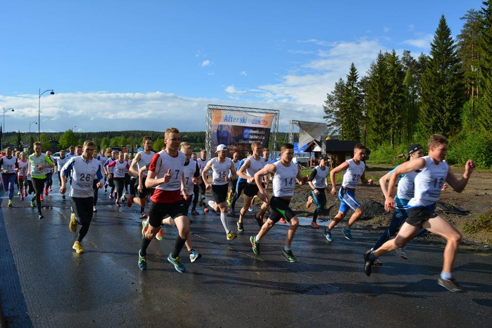 Himos Uphill Run 2017