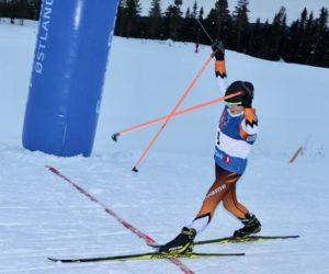 Aleksi Sipposelle hienoja hiihtoja Jyväskylässä ja Norjassa