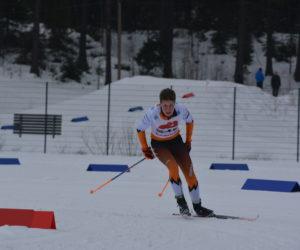 Pedot taistelivat nuorten SM-hiihdoissa