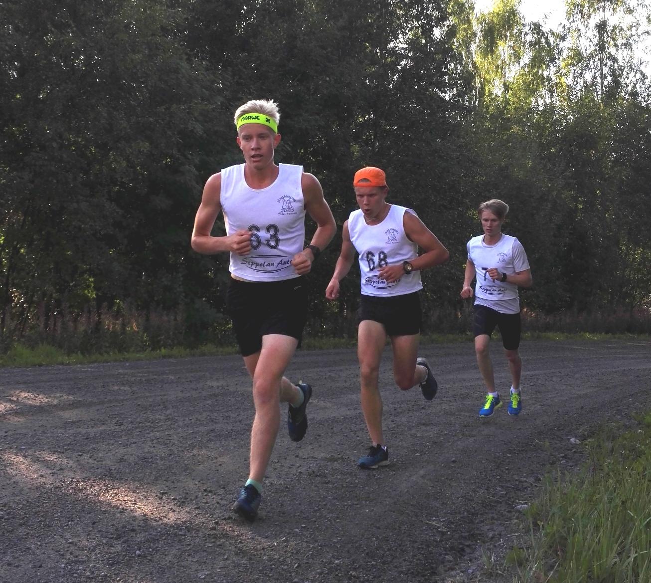 Himos Uphill Run 2019