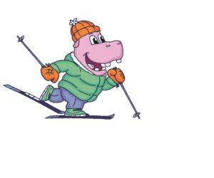 Lasten Hippo-hiihtokoulu